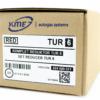 Редуктор KME TUR6 150 кВт (204 л.с.) с ЭМК газа 8576