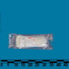 Стяжка пластиковая 200х4,0мм белая (100 шт.) уп. 10574