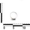 Хомут червячный 20-32мм, нержавейка, не перфорир. W2 (50 шт.) уп. 10673