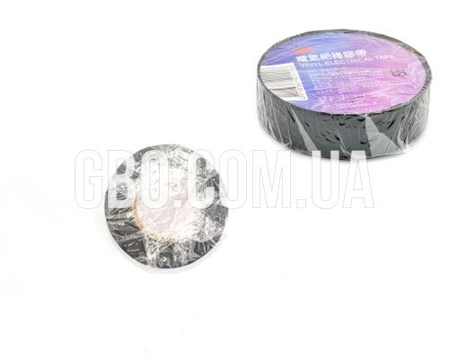Изолента ПВХ 3M 0,13мм х 19мм х 20м черная