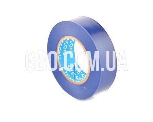 Изолента ПВХ Stenson, 19мм, синяя 20м (бытовая)