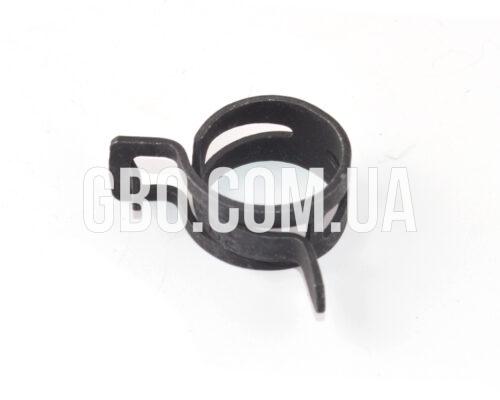 Хомут пружинный усиленный d22 мм W1 (для рукава d вн. 16 мм)