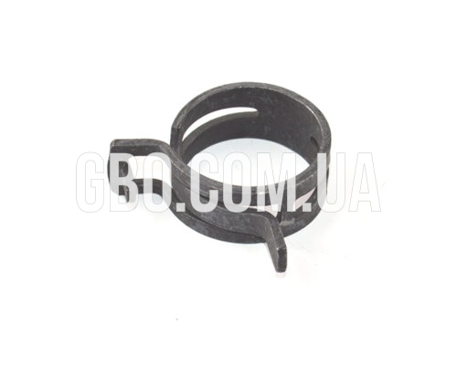 Хомут пружинный усиленный d26 мм W1 (для рукава d вн. 19 мм)