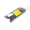Стяжка пластиковая 200х3,0мм черная (100 шт.) уп.