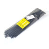 Стяжка пластиковая 300х4,0мм черная (100 шт.) уп.