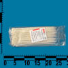 Стяжка пластиковая 200х3,0мм (100 шт.) уп. 10567