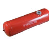 Баллон цилиндрический 35л 880х240мм, НЗГА (красный)