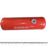 Баллон цилиндрический 35л 880х240мм, НЗГА (красный) 11622