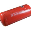 Баллон цилиндрический 105л 1064х376мм, НЗГА (красный)