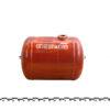 Баллон цилиндрический 50л 550х376мм, НЗГА (красный) 11643
