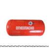 Баллон цилиндрический 100л 906х400мм, НЗГА (красный) 11579