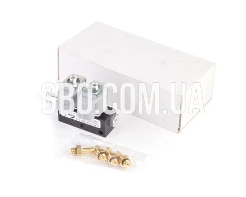 Форсунка RAIL IG1 2 цил. 2 Ом, с калибр. штуцером и со штуцером в коллектор