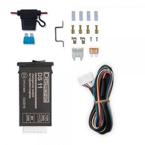 Схема подключения инжекторного переключателя Digitronic DS-11