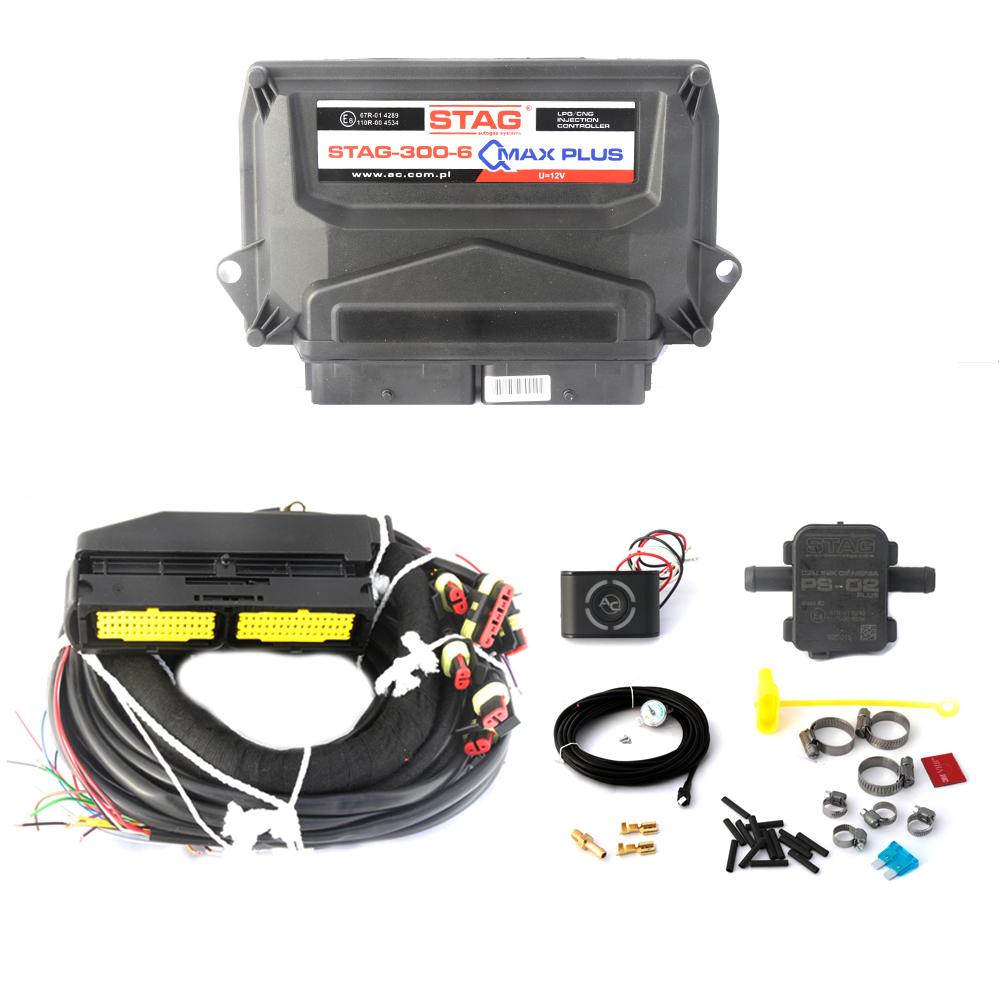 Электроника STAG QMAX-6 Plus
