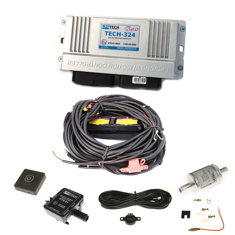 Электроника LpgTech 324