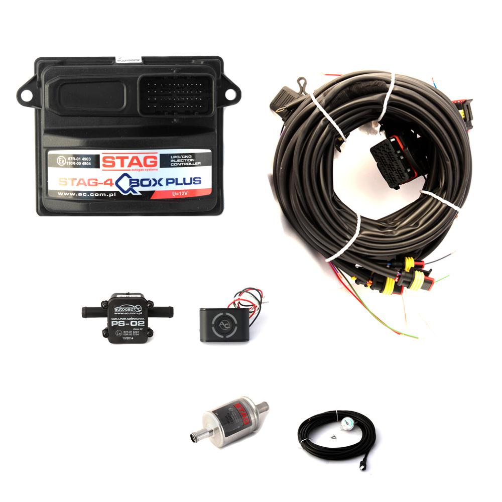 Электроника STAG QBOX Plus