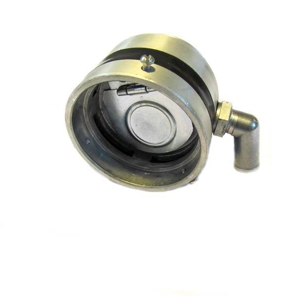 Смеситель ГАЗ Ø 73 инжектор с антихлопковым клапаном