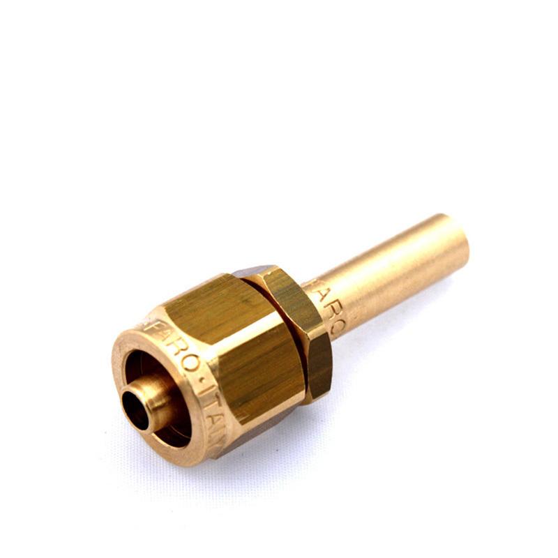 Фитинг FARO для термопластиковой трубки Ø8(M16x1) прямой в сборе