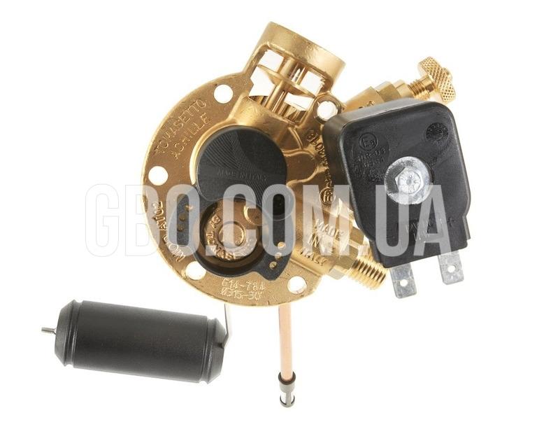 Мультиклапан Tomasetto AT02 с катушкой для внешнего тор баллона - 270/0