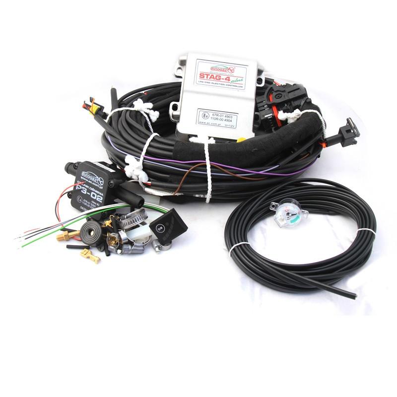 Электроника STAG-4 Plus
