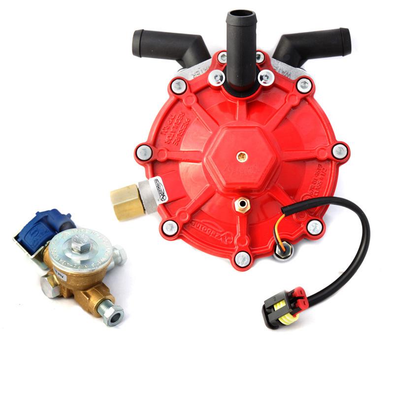 Редуктор AC STAG R01 185 кВт (250 л.с.) с ЭМК газа