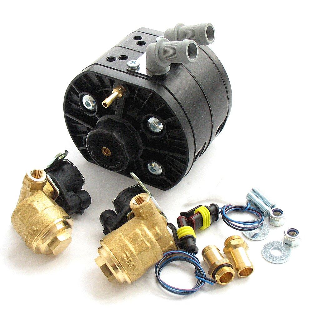 Редуктор KME R2 TWIN 300 кВт (408 л.с.) с ЭМК газа