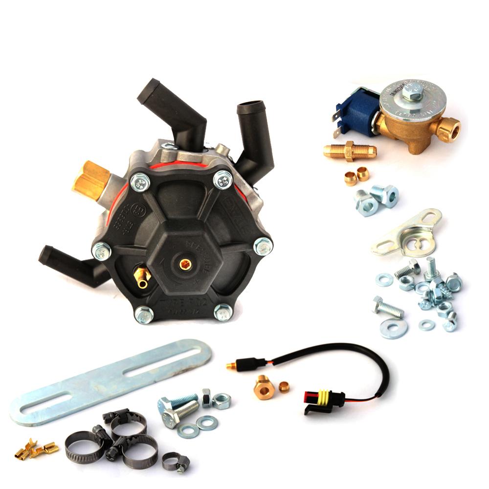 Редуктор AC STAG R02  100 кВт (136 л.с.) с ЭМК газа