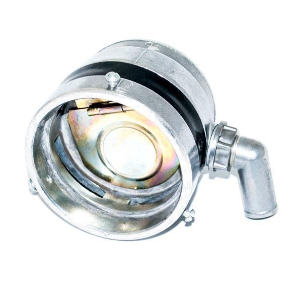Смеситель ВАЗ, Lanos, Chevrolet Ø 60 инжектор с антихлопковым клапаном