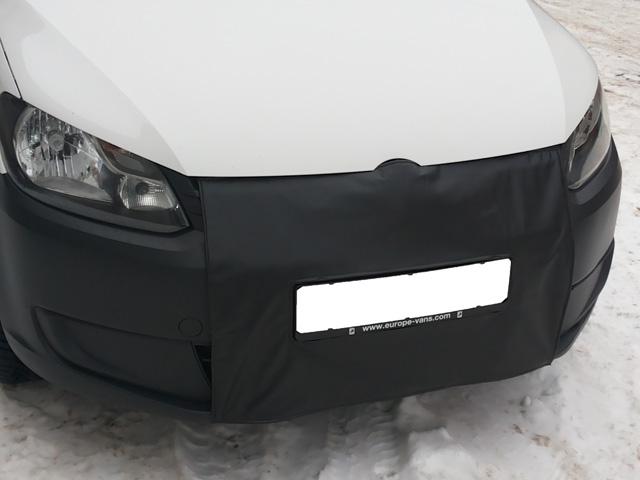 Утеплитель радиатора маска Wolksvagen caddy
