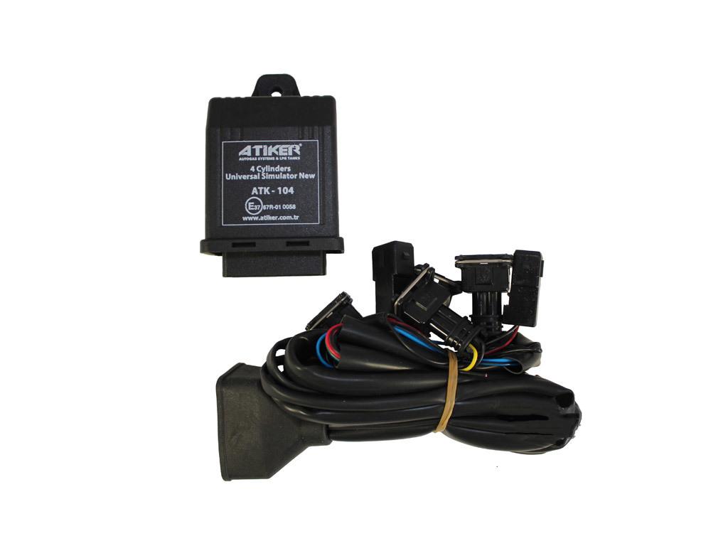 Эмулятор форсунок Atiker 4 цил. Europe/Bosch