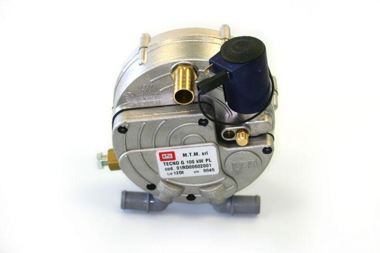 Редуктор BRC TECNO 100 кВт (140 л.с.) электронный