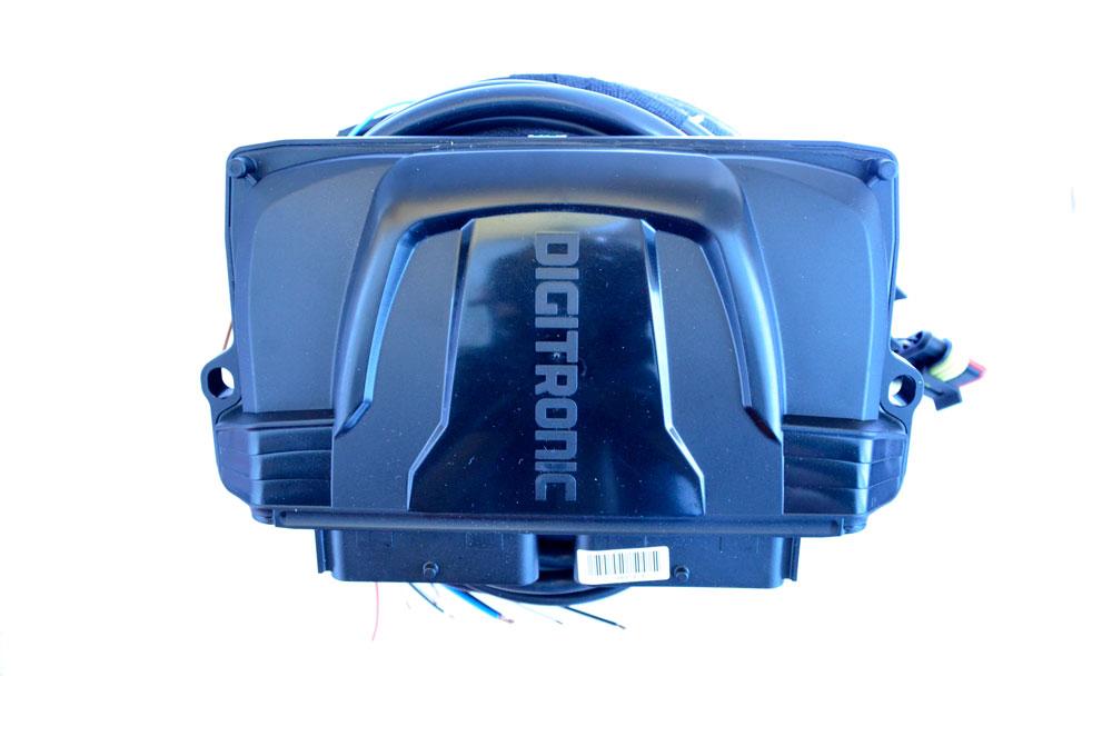 Электроника Digitronic IQ 3D 6 цилиндров
