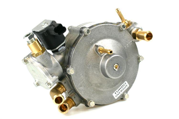 Редуктор Landi Renzo LI-10 160 кВт (217 л.с.) с ЭМК газа