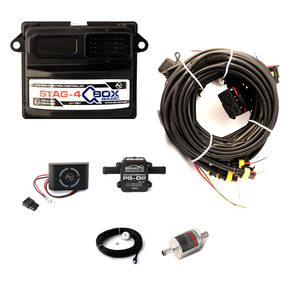 Электроника STAG QBOX Basic