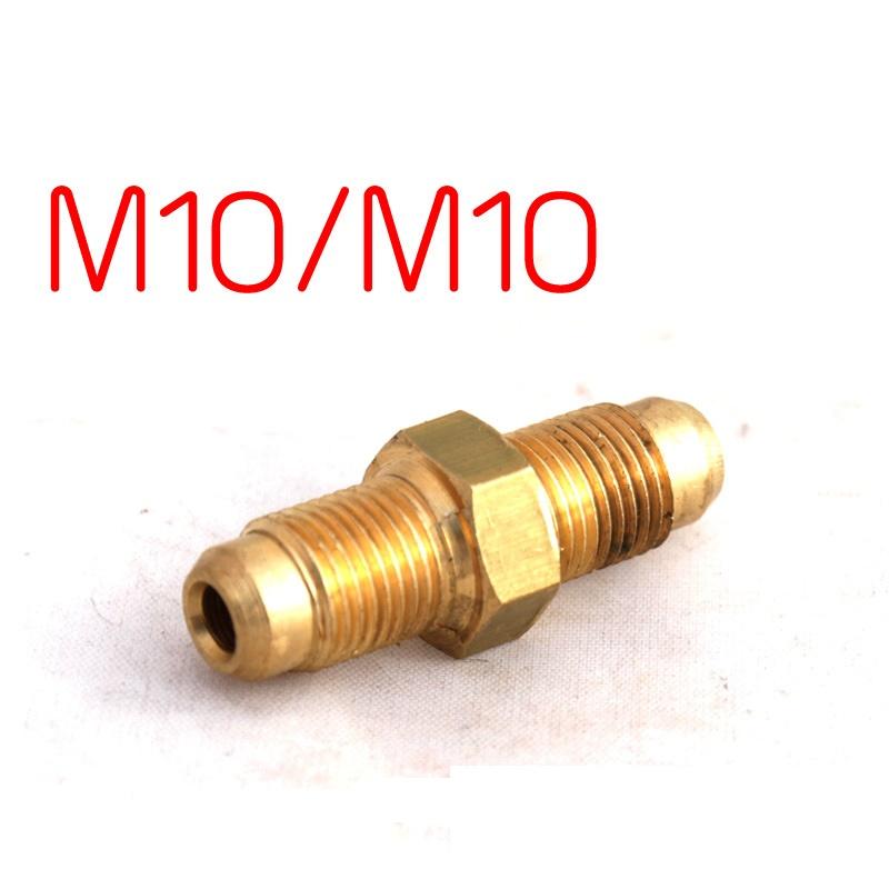Переходник соединительный Ø6хØ6 редуктор/эмк газа (пропан-бутан)