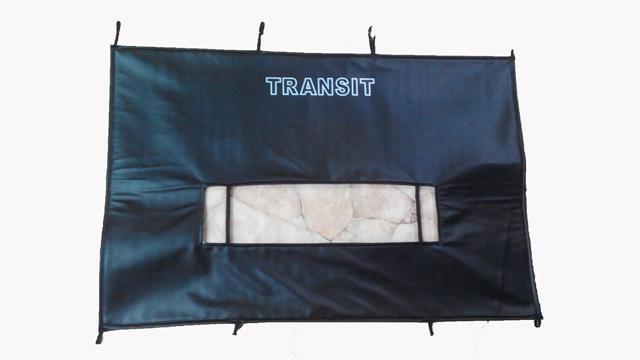 Утеплитель радиатора маска Ford Transit (2000-2006)