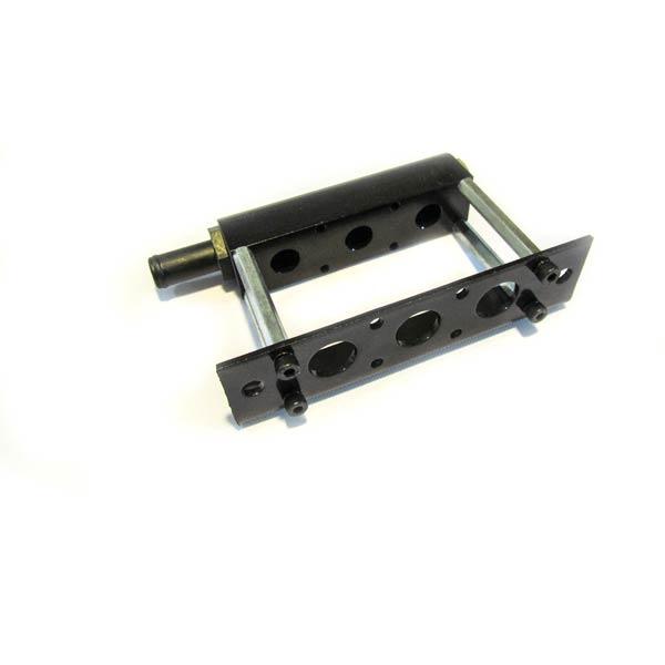 Монтажный набор форсунок Hana 2001 Rail на 3 цил.(сталь)