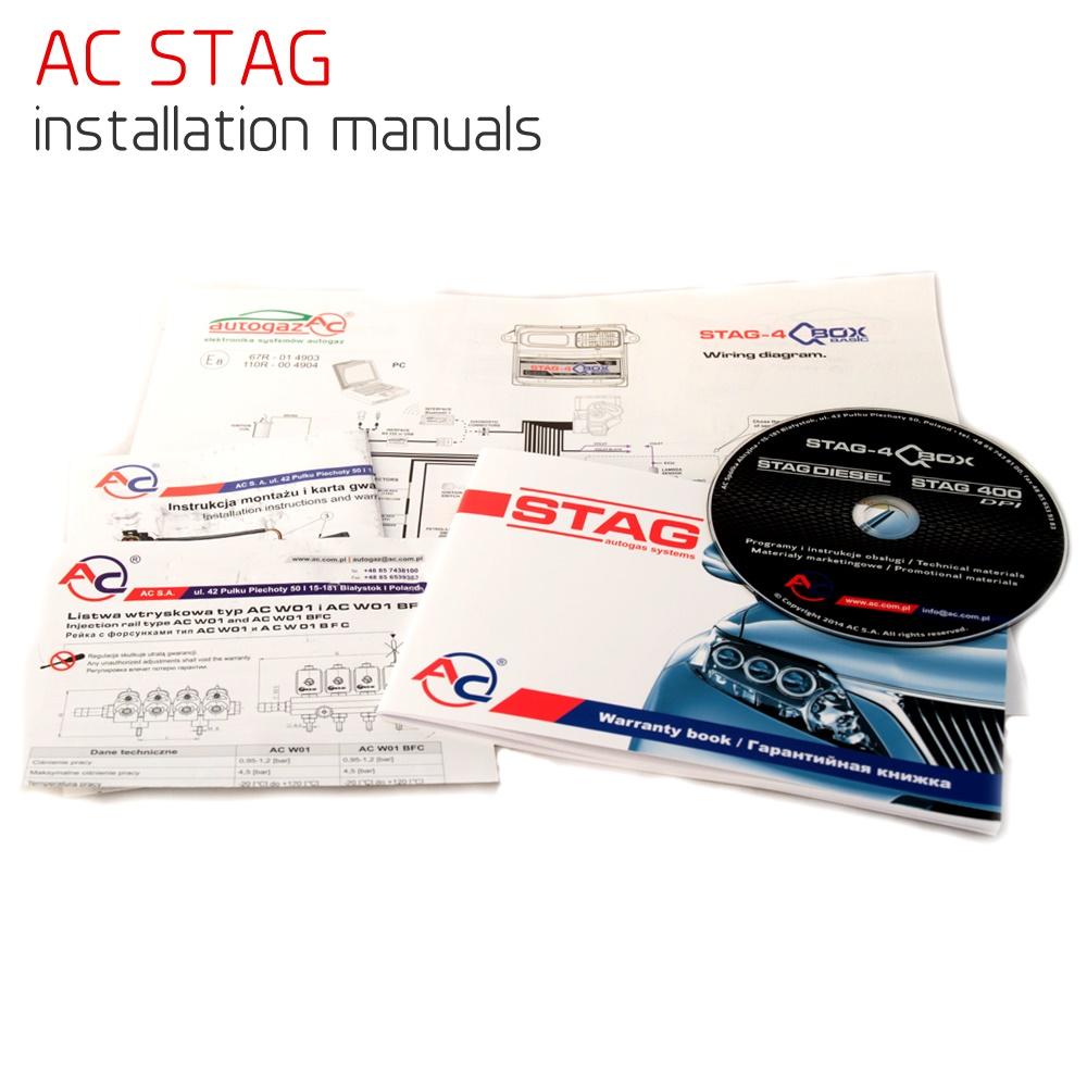 Электроника STAG QBOX Basic 6282
