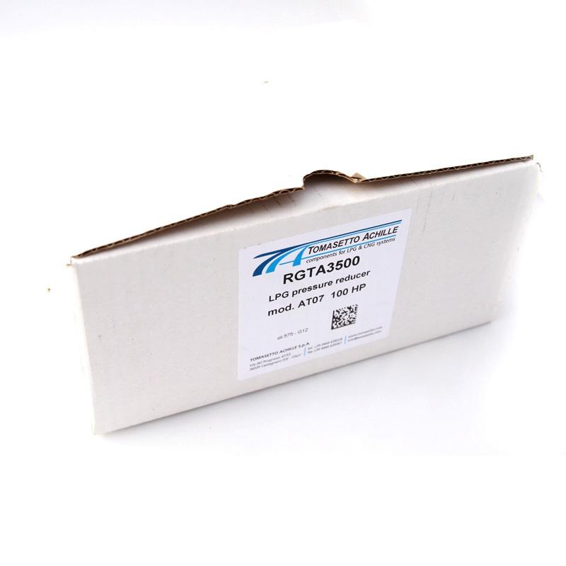 Редуктор Tomasetto AT07 70 кВт (100 л.с.) электронный 6103