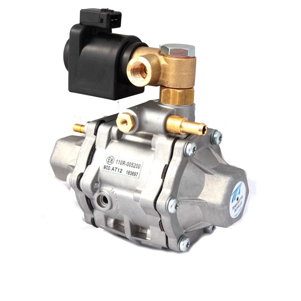 Редуктор Tomasetto AT12 Super (метан) 300 кВт ( 408 л.с.) с ЭМК газа 5927