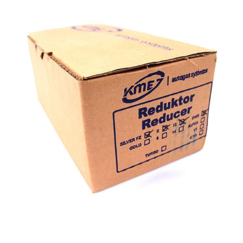 Редуктор KME SILVER FZ6 150 кВт (204 л.с.) с ЭМК газа 5965