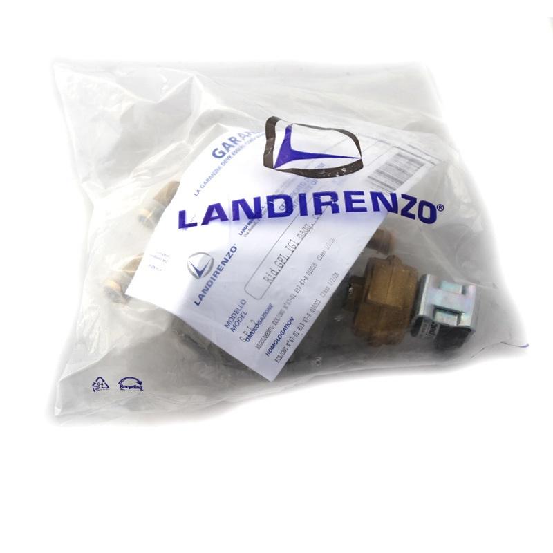 Редуктор Landi Renzo IG-1 110 кВт (150 л.с.) с ЭМК газа 5917