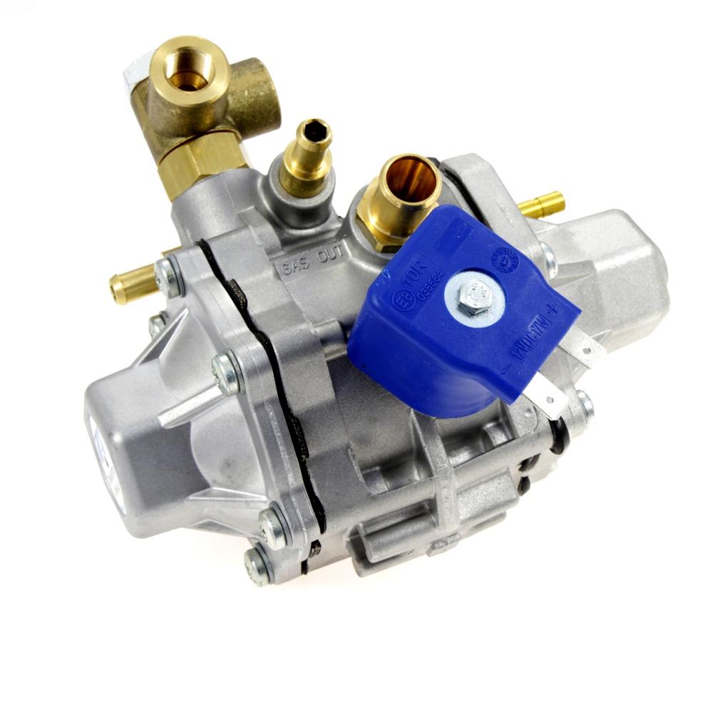 Редуктор Tomasetto AT12 185 кВт (250 л.с.) с ЭМК газа 5963