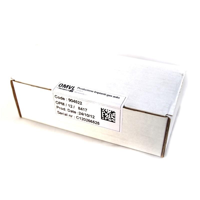 Форсунки OMVL 4 цил. 3 Ом с жиклерами и штуцерами в коллектор 6040