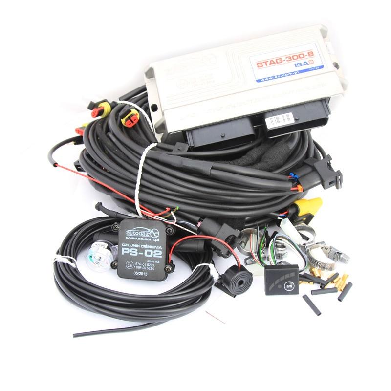 Электроника STAG 300-8 ISA2 6130