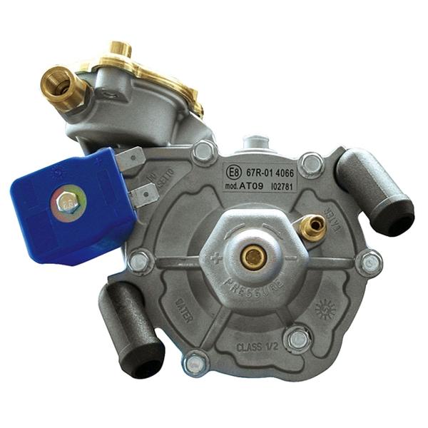 Редуктор Tomasetto AT-09 Alaska 70-105 кВт (90-140 л.с.) с ЭМК газа 5954