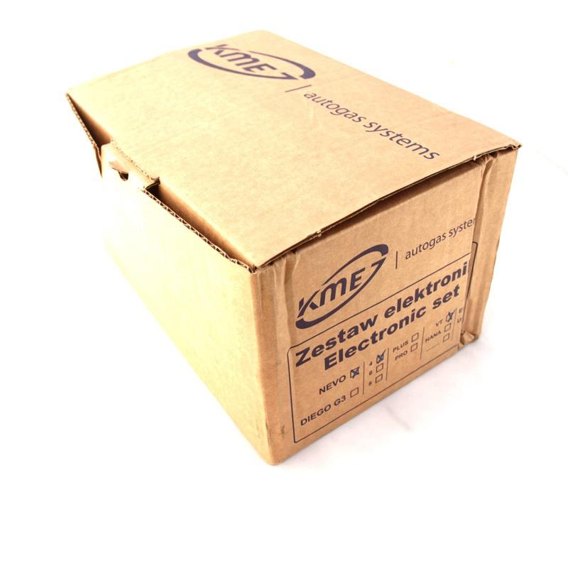 Миникомплект KME Nevo с редуктором KME Silver до 204 лс 6232