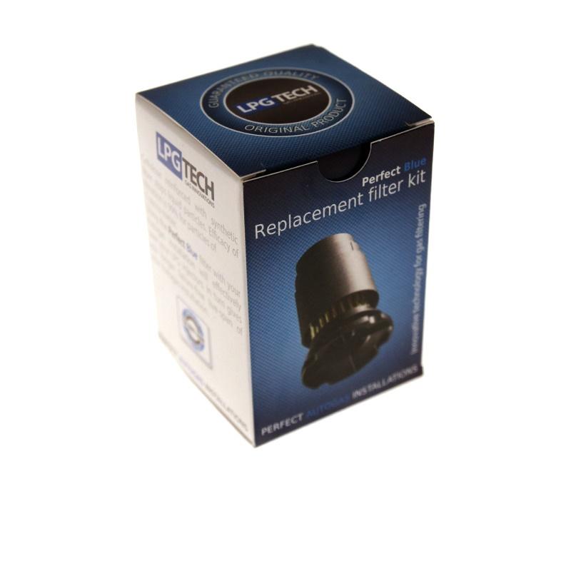 Фильтроэлемент к фильтру паровой фазы Lpgtech Perfect Blue 6017