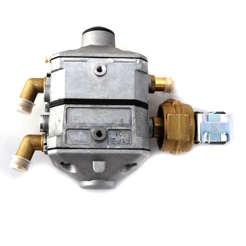 Редуктор Landi Renzo IG-1 110 кВт (150 л.с.) с ЭМК газа 5916