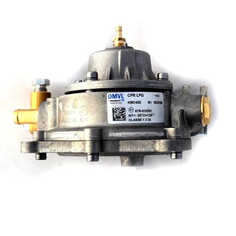 Редуктор OMVL CPR 140 кВт (190 л.с.) 5939